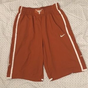 Texas Longhorns Nike shorts